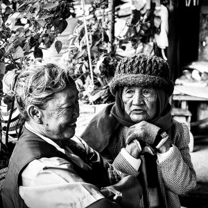Afternoon conversation... Praise God for the opportunity to visit Baguio once more. Photos are either shot with the  Fuji X-E1 (with 18-55mm or 35mm lens) or the Sony RX100 :)