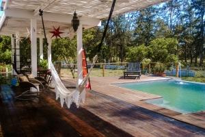 Vacation with my in-laws at Zambawood - San Narciso, Zambales.