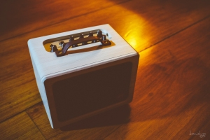 The ZT Lunchbox Acoustic Amplifier- Can't wait to do more testing with this tiny wonder. :D