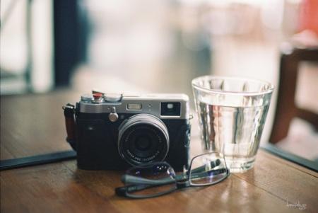 FM3a, 50mm f/1.4 AI-S; Kodak MAX 400 (Expired) - Nov. 2-4, 2015 (Coffee Empire)