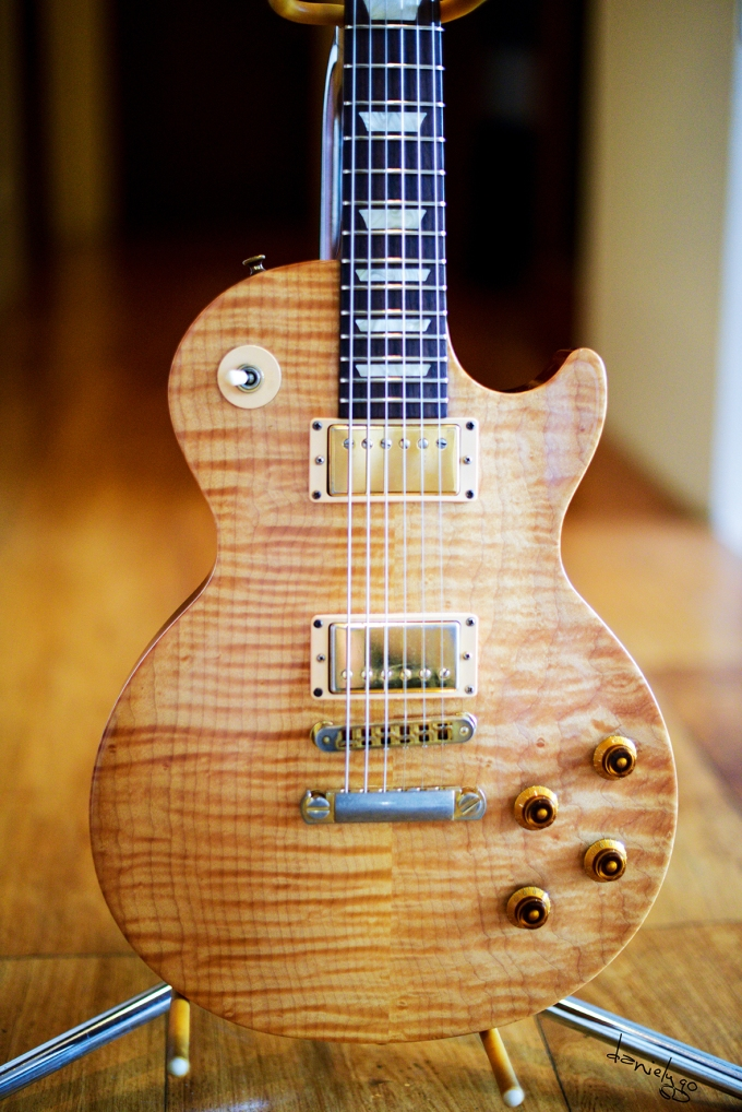 Gibson Les Paul Studio Premium Plus 2008