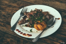 Grilled Brazilia Rib-eye -