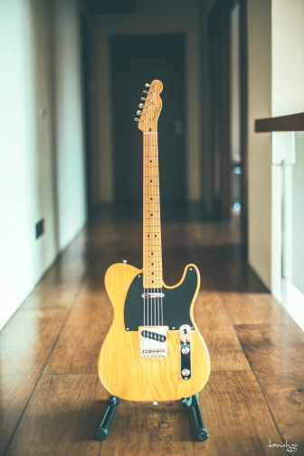 They say that 52 was a good year for the Telecaster. I am inclined to agree :)