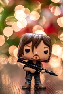 Daryl is wishing you a most joyous CHRISTmas :)