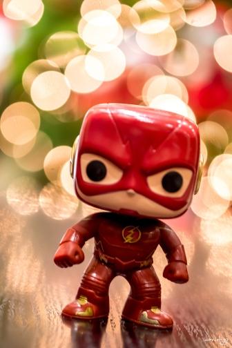 Flash is wishing you a most joyous CHRISTmas :)