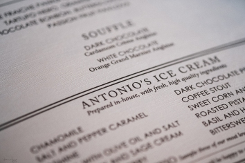 Pilgrimage to Antonio's with my sister who is visiting from Toronto. I think I am in a photographic funk :(