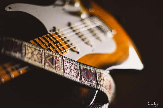 Catfish Silky + Fender 57 AVRI Stratocaster