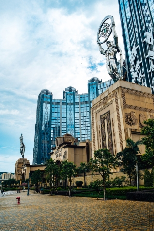 "A short 4-day trip to Macau ""we"" time for me and my wife. It's our 1st time to visit. Since we don't (against) gamble, we just took in the sights and sheer opulence of the Cotai side and the more traditional Portugese influenced sites of the Macau main island."