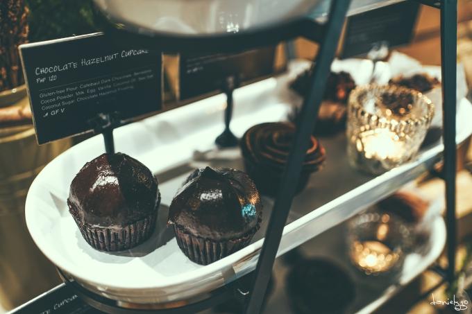 Chcocolate Hazelnut Cupcake