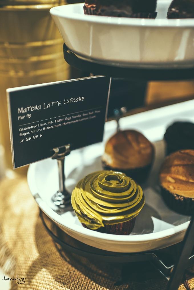 Matcha Latte Cupcake